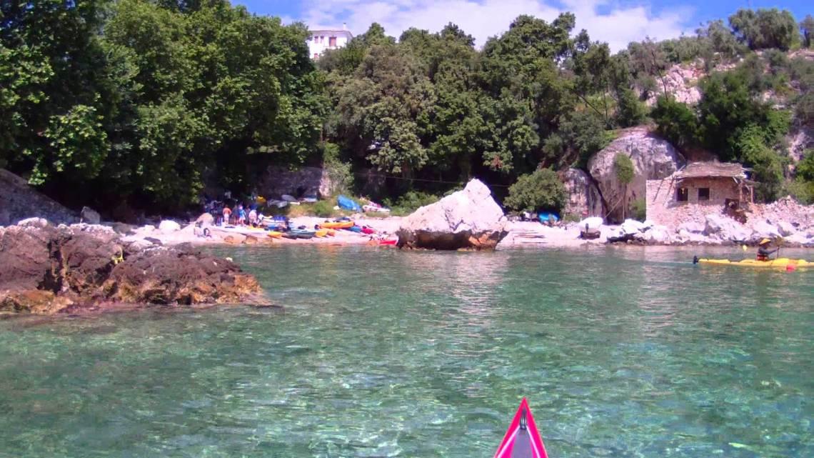damouchari kayaks